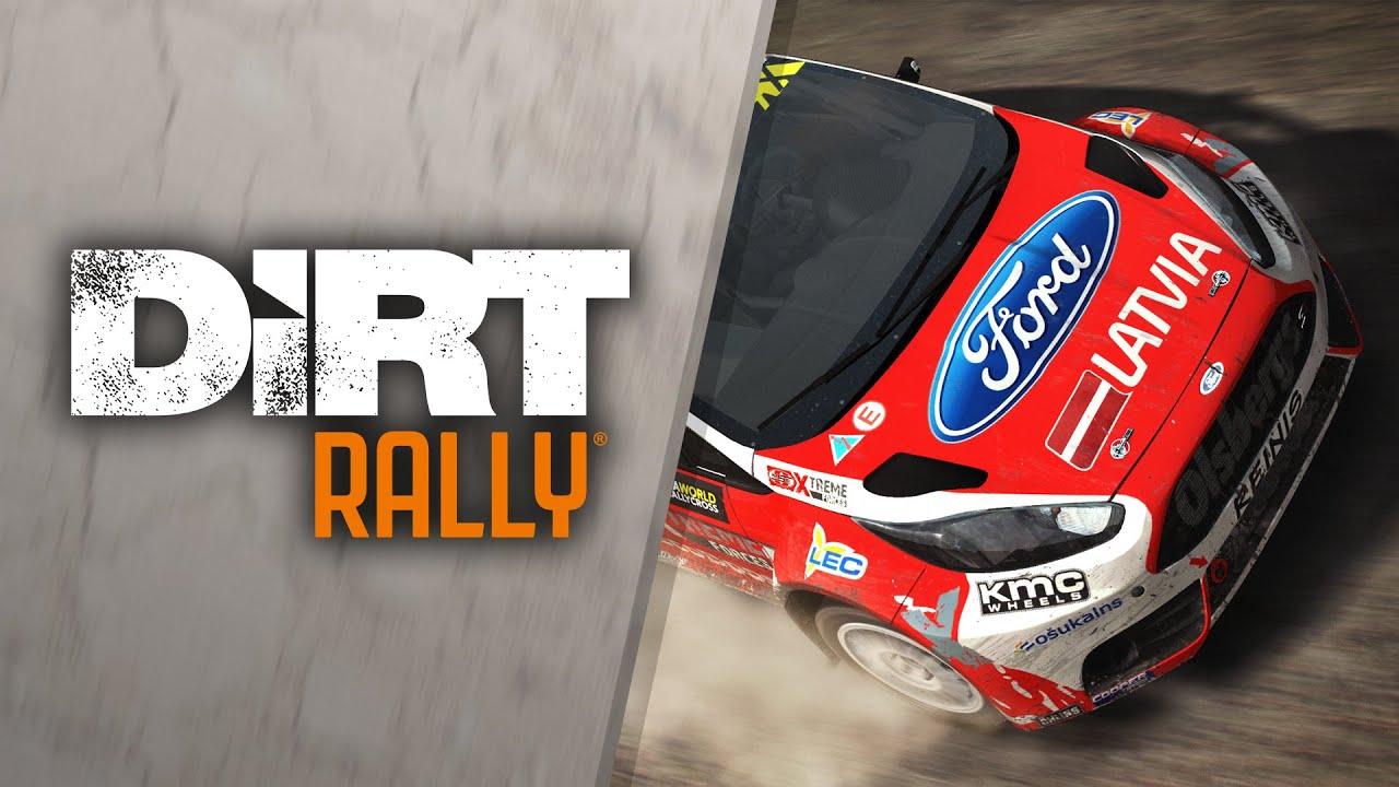 DiRT Rally Dev Diary [SP]