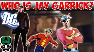 Who is Jay Garrick? (The Original Flash)