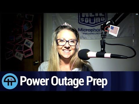 Ham Radio Use During a Power Outage