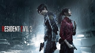 Resident Evil 2 Remake #4: The Underground Railroad