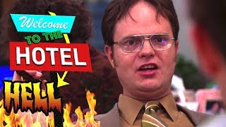 Welcome to the Hotel Hell - The Office (Digital Exclusive)