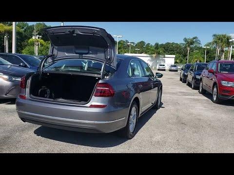 2017 Volkswagen Passat Orlando, Sanford, Kissimme, Clermont, Winter Park, FL 19482A