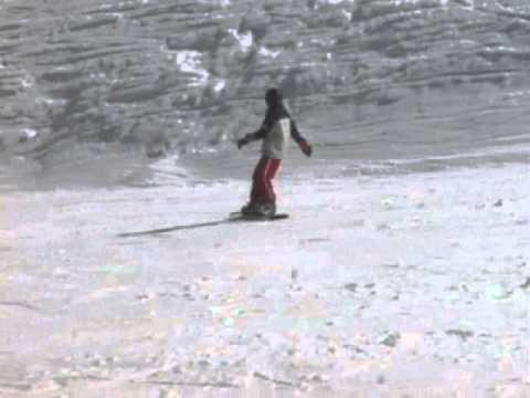 PSIA-RM CS2 Snowboarder Kristy