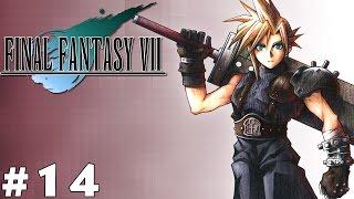 Final Fantasy VII (PS4) #14 - Shinra Cargo Ship & Costa Del Sol