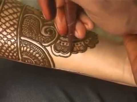 Mehndi Design Tutorials 2015 For All Occasions