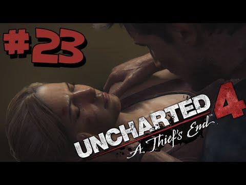 Uncharted 4 Walkthrough Part 23 HD - ELENA!!!