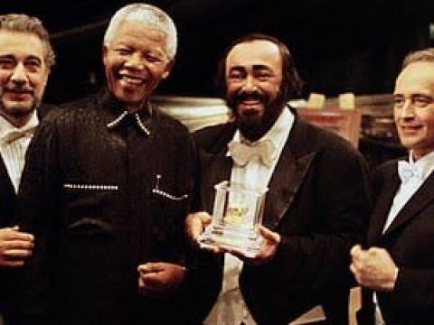 The 3 tenors - Manhã de Carnaval - Pretoria South Africa 1999