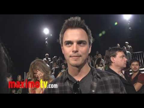 DARIN BROOKS Interview - Spike TV's Video Game Awards 2010