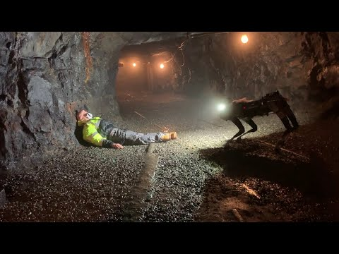 Video Friday: Watch This Robot Dog Explore an Underground Tunnel Autonomously