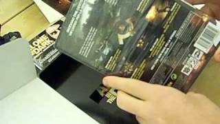 Unboxing Limited Edition Alone in the Dark