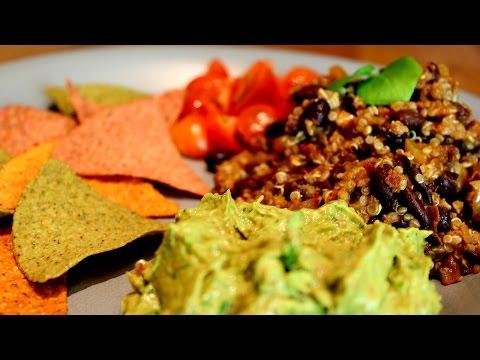 Quinoa Tacos   GoodnessDirect