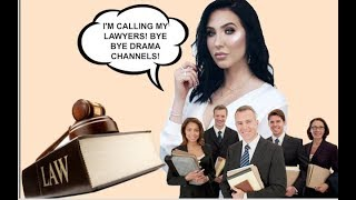 JACLYN HILL CALLS LAWYERS TO TAKE DOWN HERE FOR THE TEA & TEA SPILL VIDEO EXPOSING HER?!