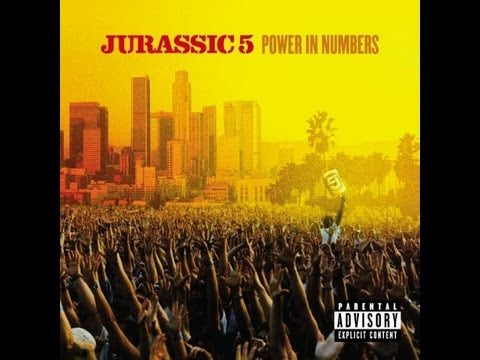 Клип Jurassic 5 - High Fidelity
