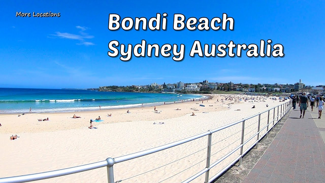 Most Famous Beach In Sydney Australia