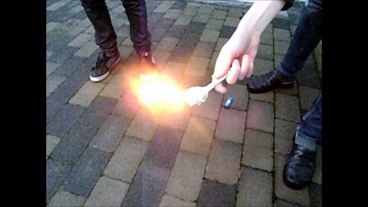 How to make a cool firebomb of household items youtube for Cool things to make with household items