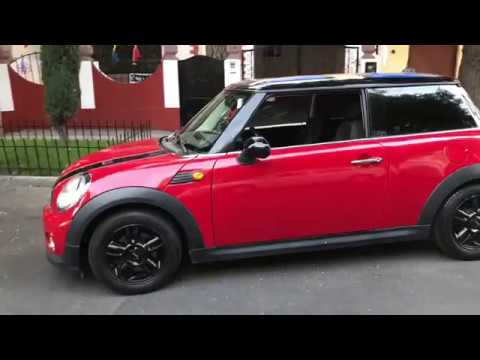 mini cooper salt 2013 automatico 1.6 litros impecable super cuidado