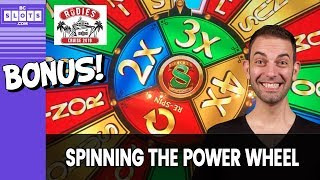 🎡 Spinning The POWER Wheel 💰 $1100 @ Rudies Cruise ✪ BCSlots (S. 16 • Ep. 5)