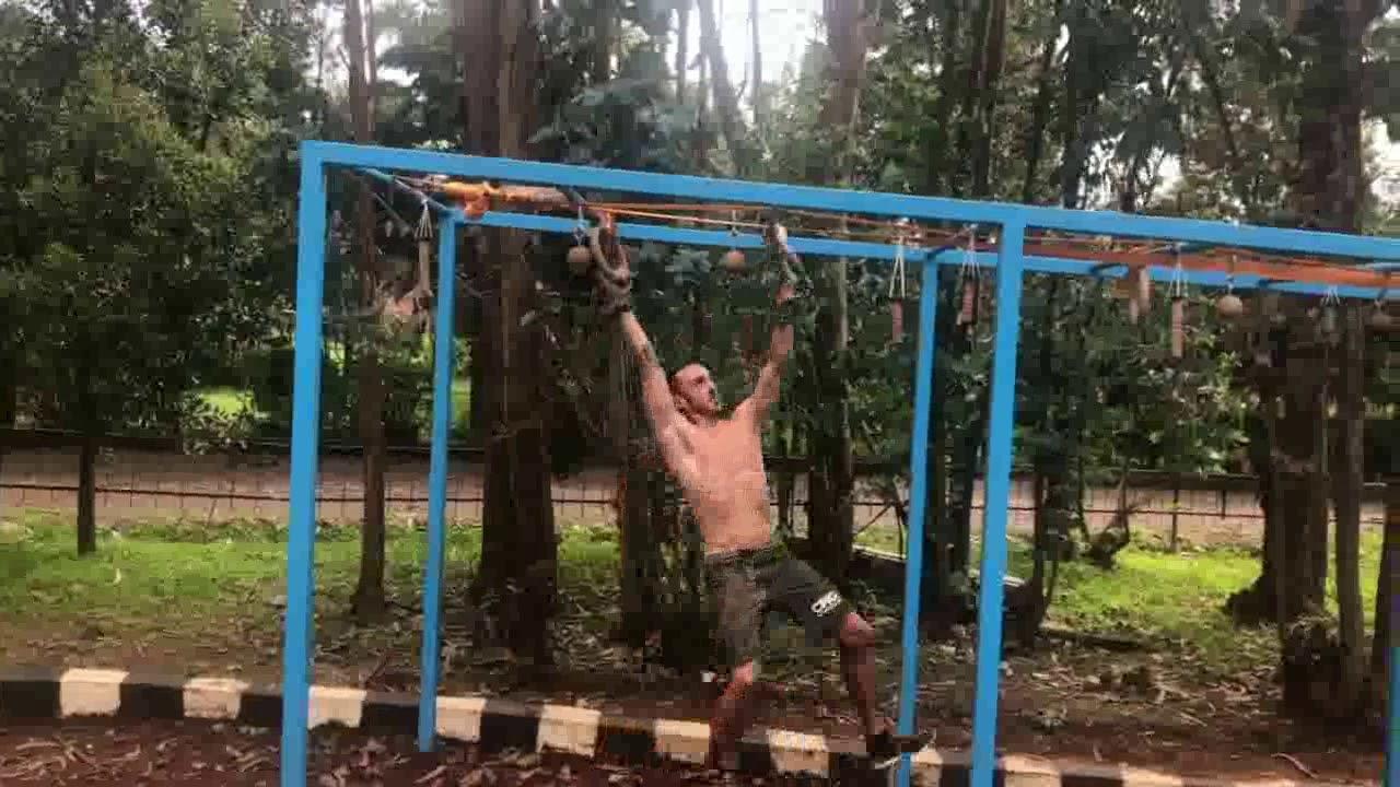 Spartan / Ocr training By tony voisin