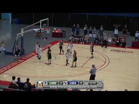 Women's Basketball VS UMM - November 15, 2016
