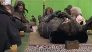 Hobbit. Pogrzeb synów Durina (Durin's sons funeral. B5A Extended Edition/Behind the Scenes)