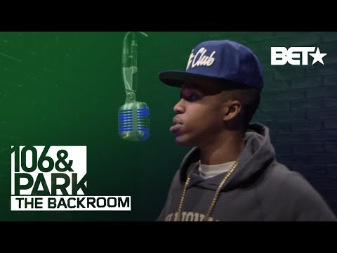 Curren$y in The Backroom at 106 & Park