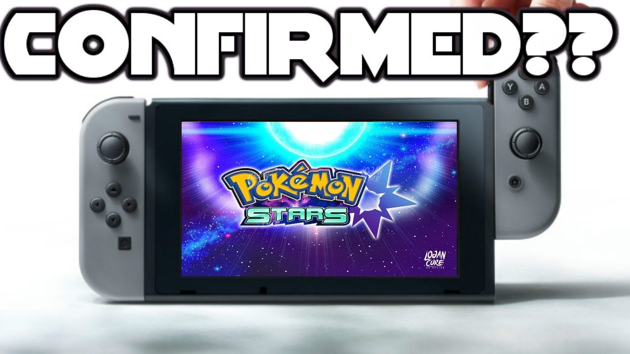 Pokemon Stars Confirmed For Nintendo Switch Gamestop Leak Youtube
