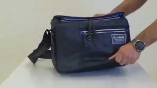 GOLLA Razo G1269 Camera Bag (For Digital Camera and Tablet) Dark Blue