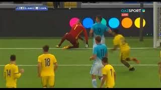 Лучшие моменты матча отбора на ЕВРО-2019 среди молодежи Казахстан — Словения 0:0