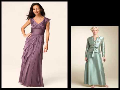 Mother Of The Bride Dresses Groom Wedding Outfits