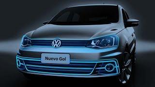 Бразильский Брат Поло. Обзор Фольксваген GOL 2011г (Volkswagen Gol, Голь, Pointer)