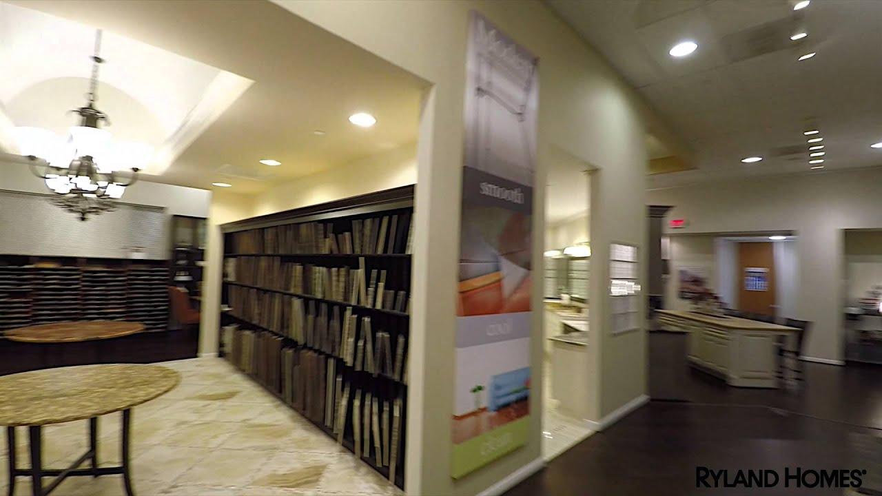 ryland homes design center