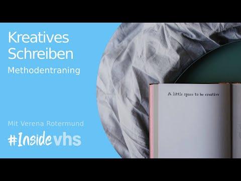 #insidevhs - Kreatives Schreiben Methodentraning