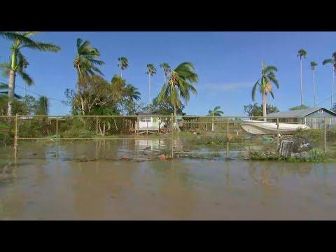 Florida Residents Return to Horrific Devastation