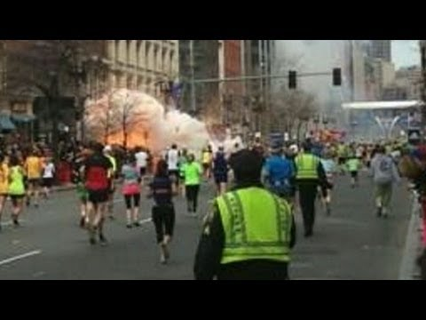 Boston Marathon Explosions: Dan Lampariello Witnesses Bombing