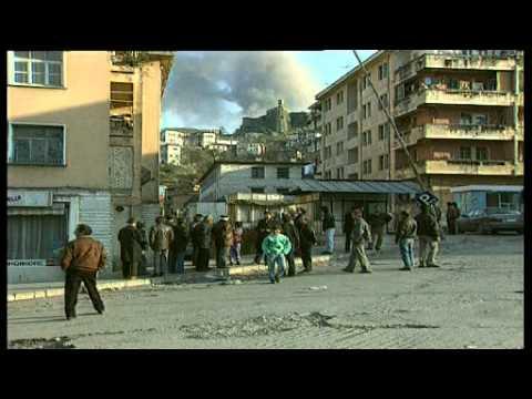 Albania uprising 1997