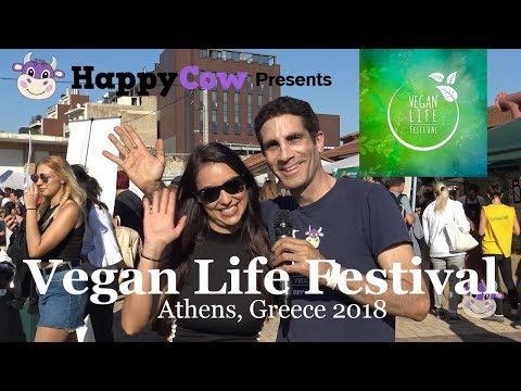 Vegan Life Festival Athens 2018 -  Vegan Restaurant Tips From Local Greeks