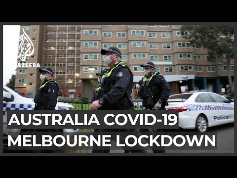 Melbourne: Thousands in public housing towers asked to lock down