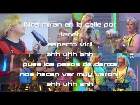 KARAOKE - Blondon Boys Somos Heterosexuales