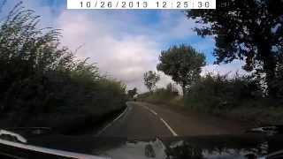 Vauxhall PA Velox - dash cam