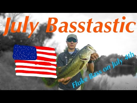 July Basstastic-- Early Morning Pigs