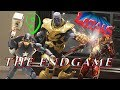 IRONMAN Stop Motion Action Video Part 9 ENDGAME