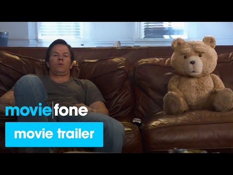 'Ted 2' Red Band Trailer (2015): Mark Wahlberg, Seth MacFarlane
