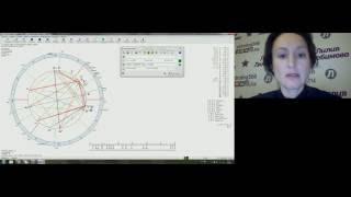 Трансляция открытого урока с разбором гороскопов слушателей