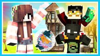 BERKUNJUNG KE TEMPATNYA MEFELZ DAN JUGA MOEN D ! Minecraft Sans Smp Indonesia
