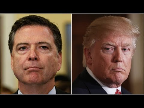James Comey compares Trump to mob boss in new book