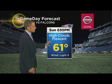 WBZ Midday Forecast For Oct. 22, 2017