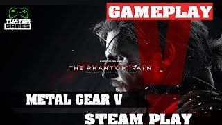 Steam Play (Proton) - Metal Gear V Phantom Pain