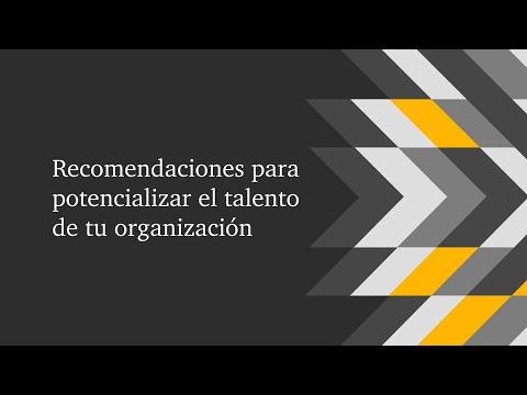 Recomendaciones Para Potencializar El Talento De Tu Organización