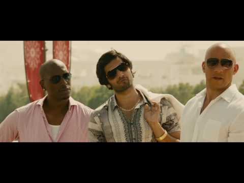 FAST AND THE FURIOUS 7 : ALI FAZAL's CAMEO .. 😍