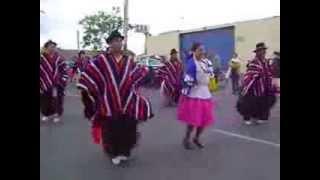 Carnavaleando en Ipiales - Nariño - Colombia 2014